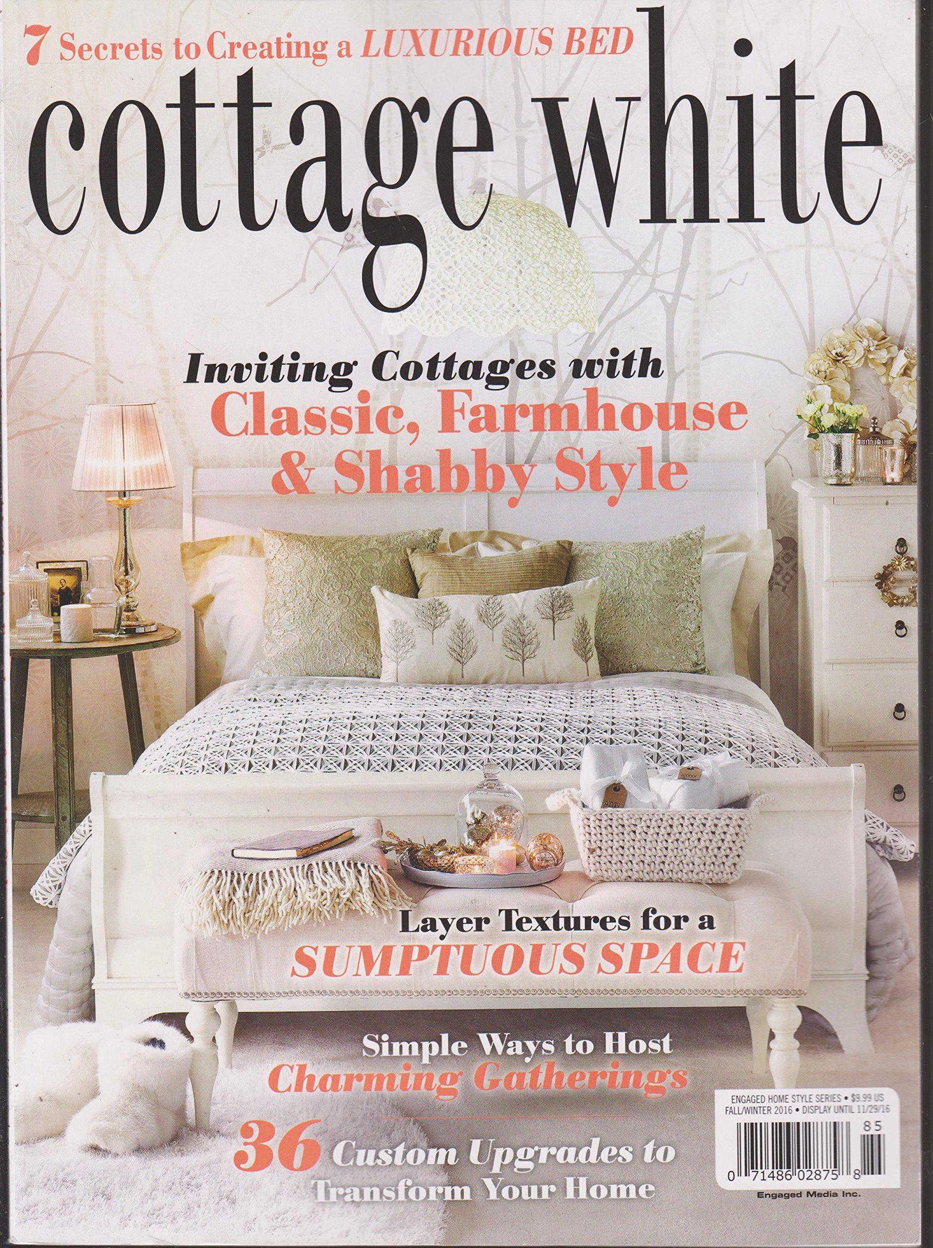 Astounding Cottage White Magazine Fall Winter 2016 H51 0074808014002 Download Free Architecture Designs Momecebritishbridgeorg