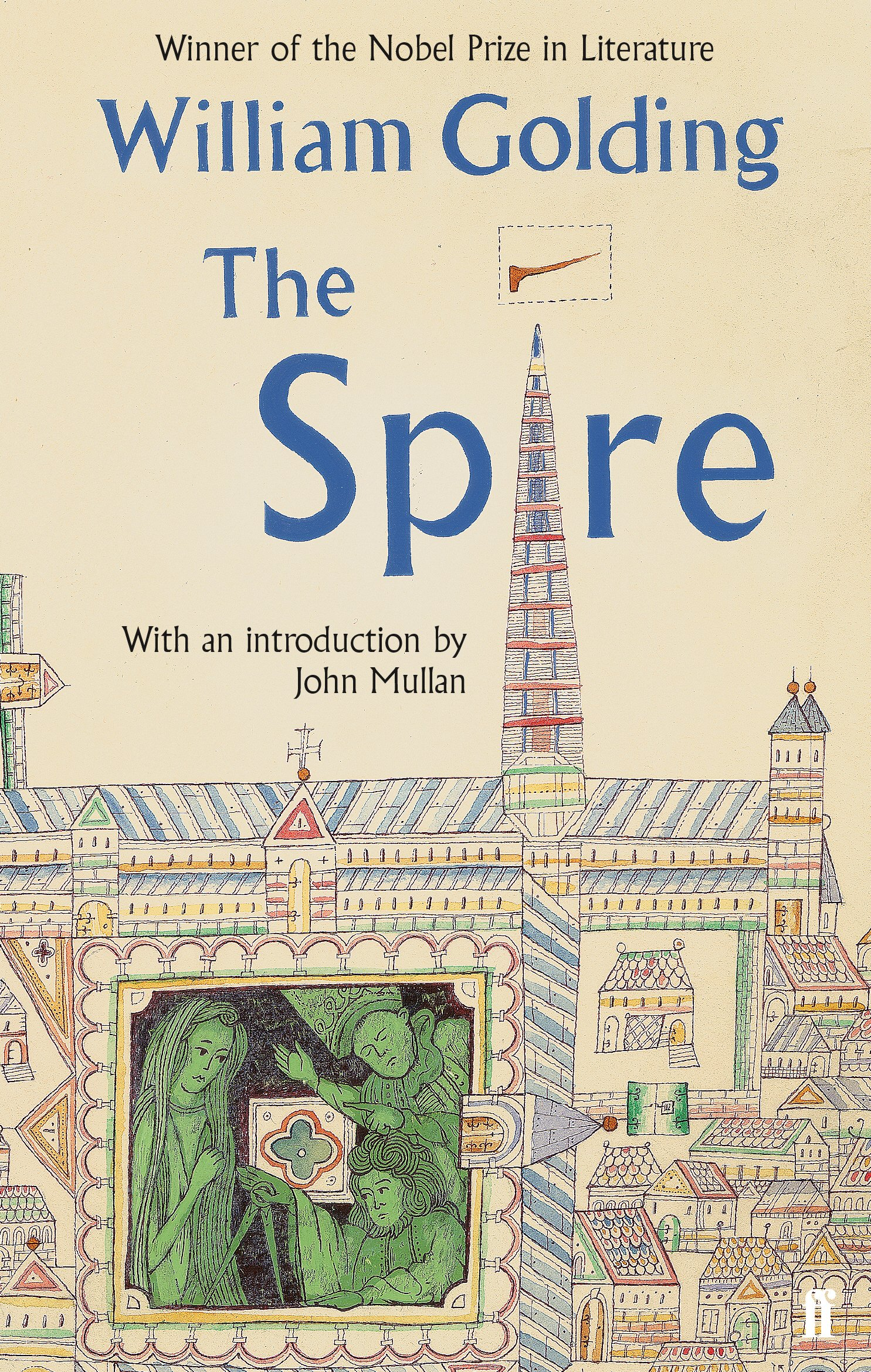 Image result for the spire by william golding
