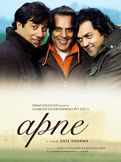 Apne 2007 Full Hindi Movie Download 400MB 480p HDRip