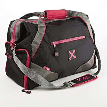 Fit Fresh JAXX Helios Gym To Work Bag Duffle With Shoe Tunnel For Women