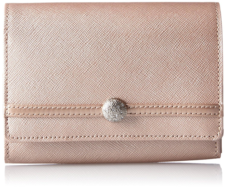 [シャルルジョルダン] 二つ折り財布 ピエールパース 55-3953 B0167V08PC ピンク ピンク
