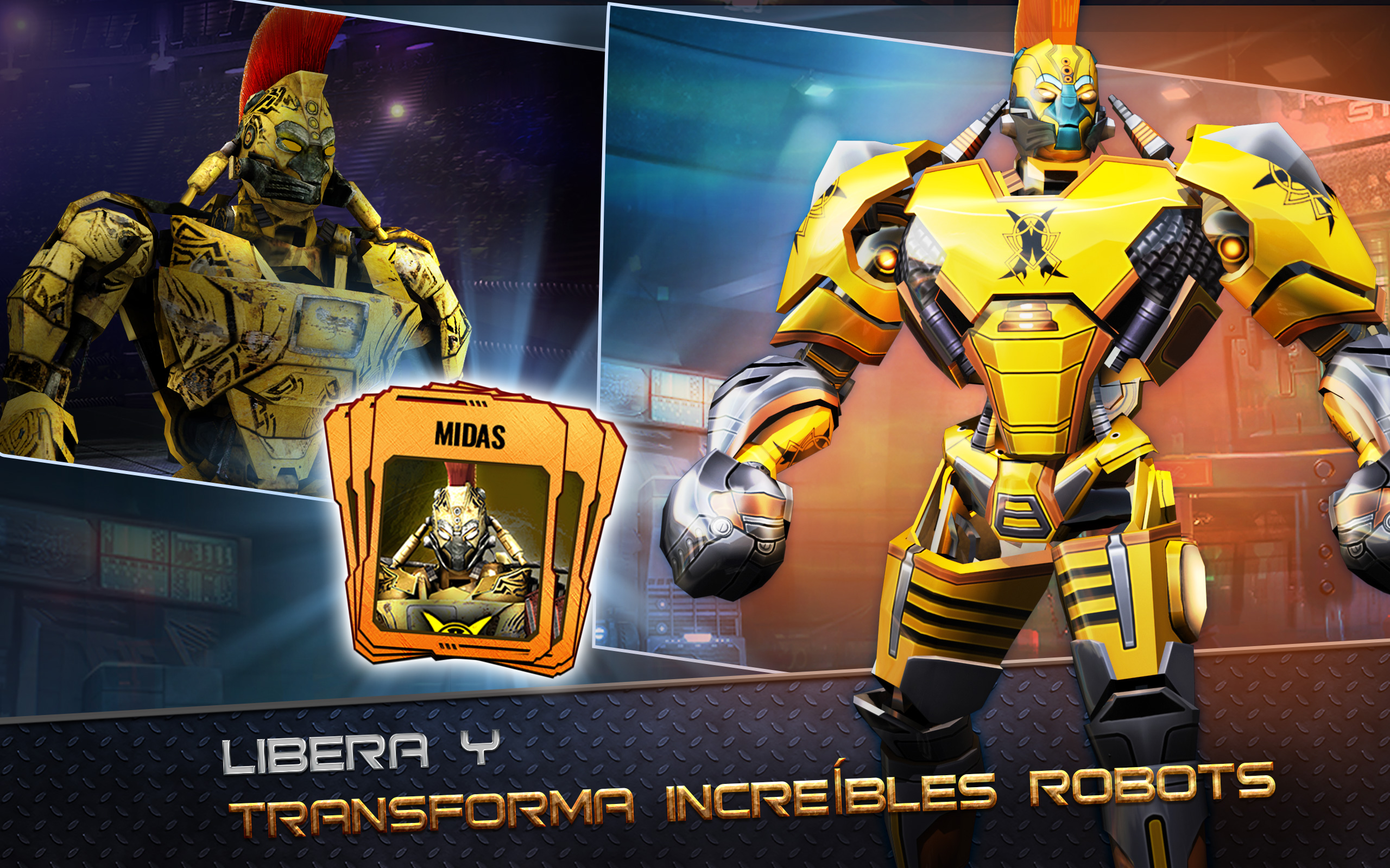 Real Steel World Robot Boxing: Amazon.es: Appstore para