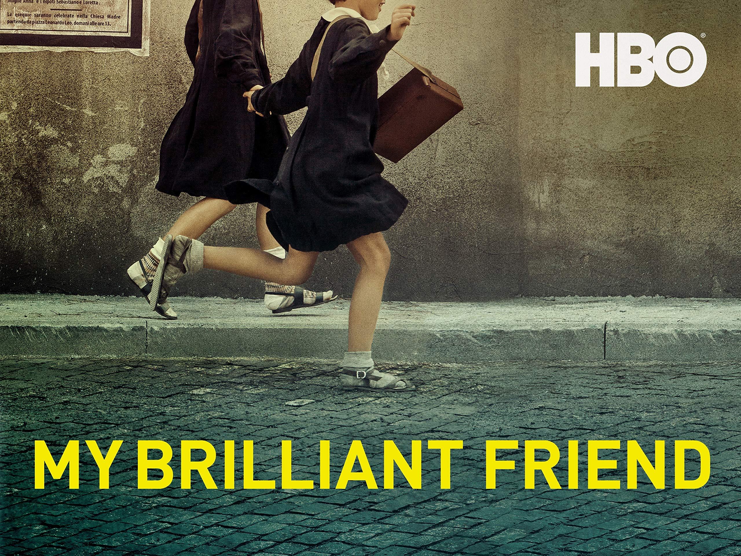 Amazon com: Watch My Brilliant Friend - Season 1 | Prime Video