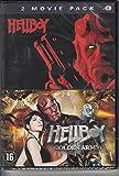 Hellboy 1 et 2: Les légions d'or maudites (coffret 2 DVD)