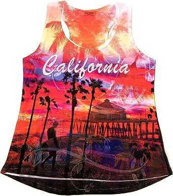 Sweet Gisele California Beach Vibes Tank Top
