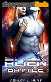 Alien Romance: Alien Battle:  The Sci-Fi Alien Invasion Romance (Book 1) (English Edition)