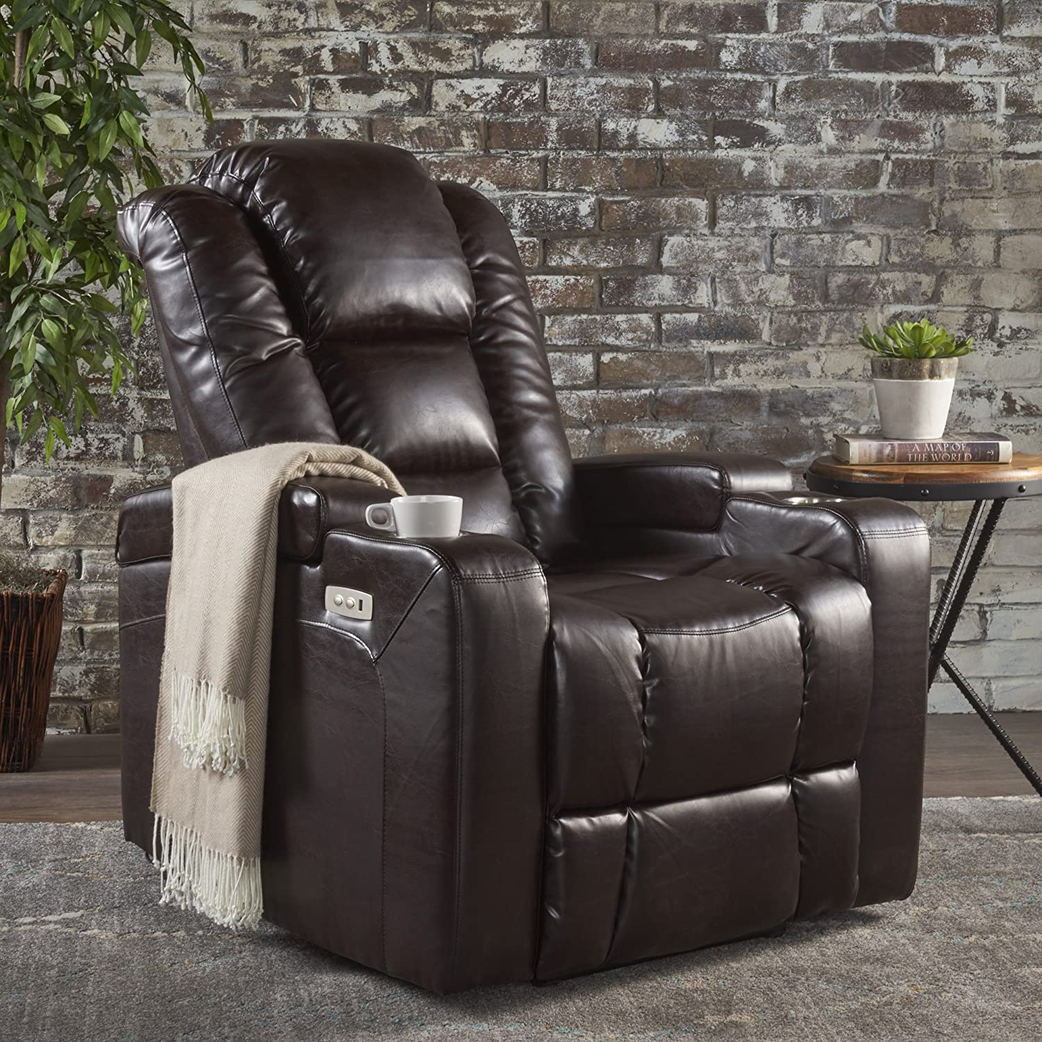 Kristopher Knight Home Power Motion Recliner