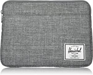 Herschel Anchor Sleeve for MacBook/iPad, Raven Crosshatch, 13-Inch (New