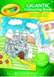 Crayola Gigantic Coloring Book 128pg