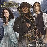 2018 Pirates of the Caribbean: Dead Men Tell No Tales Wall Calendar (Day Dream)