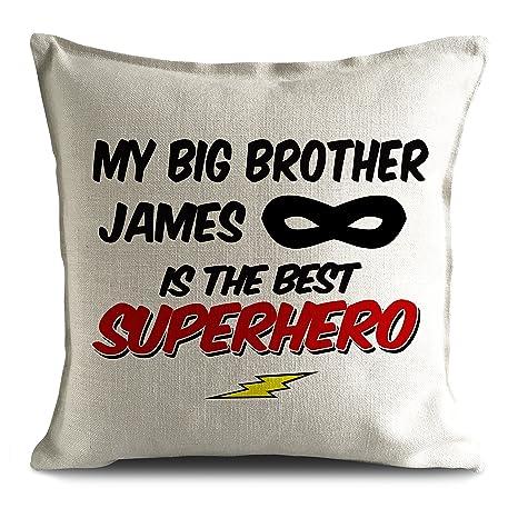Personalizado Superhero Comic Cartoon estilo Big Brother ...