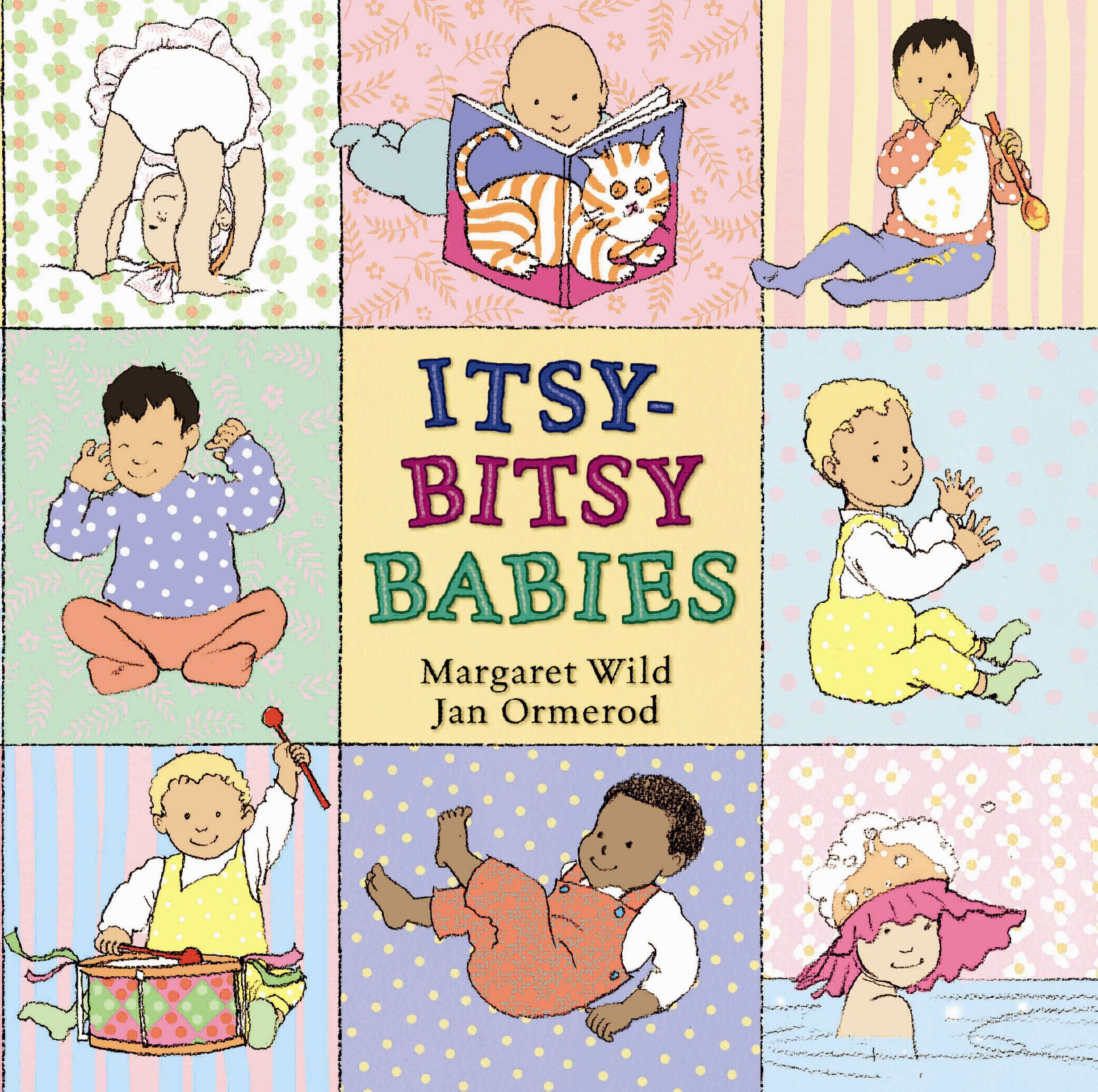 Download Itsy-Bitsy Babies pdf