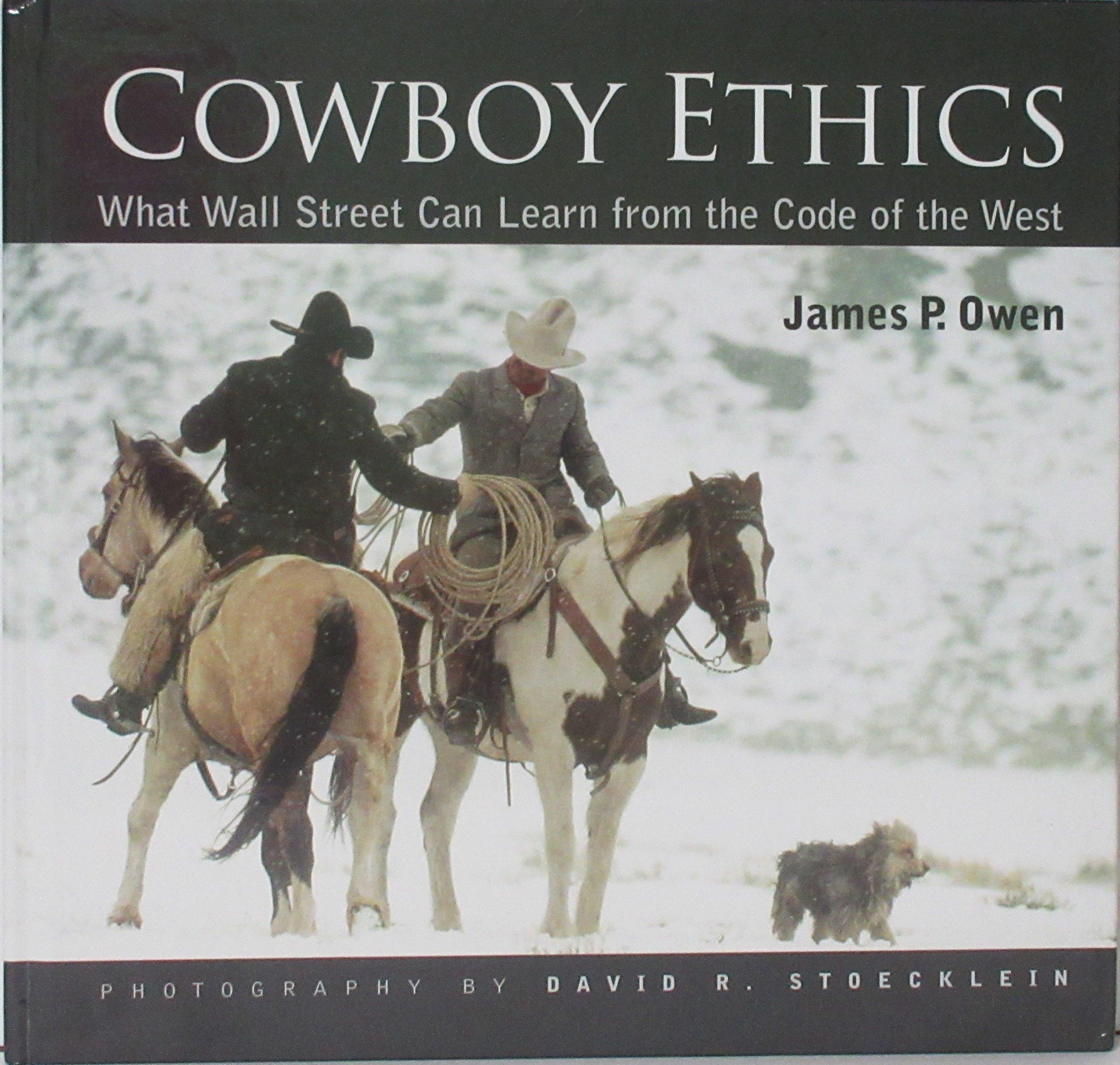 Download Cowboy Ethics pdf