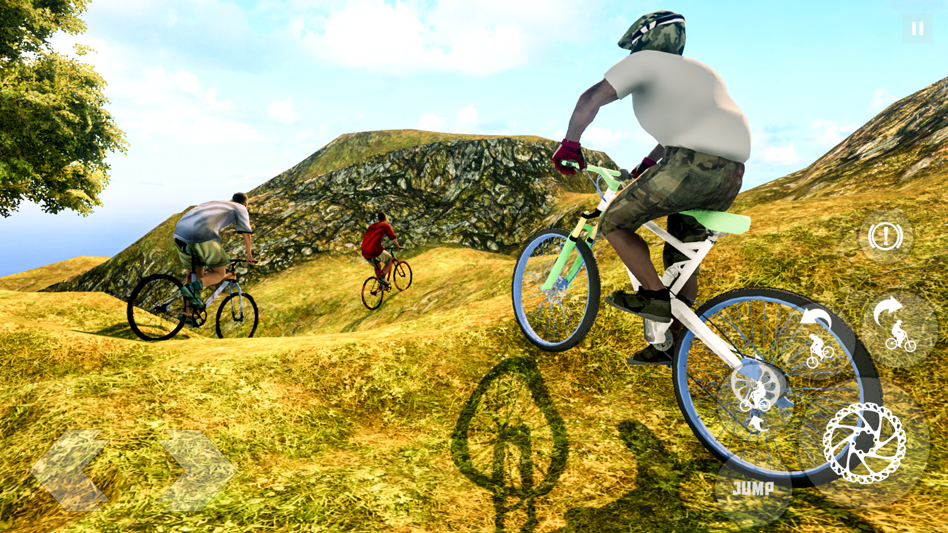 MTB Trial Extremes: Amazon.es: Appstore para Android