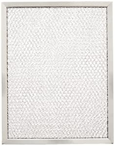 Broan BP5 Grease Filter for Range Hood, 8-5/8 x 11 x 3/8-Inch, Aluminum