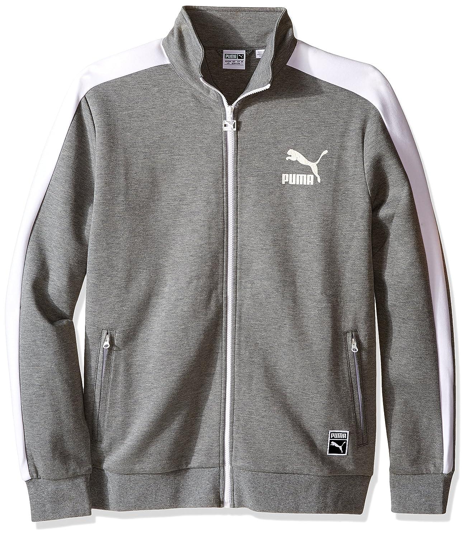 266741b27e1f Puma Men s Archive T7 Track Jacket  PUMA  Amazon.co.uk  Clothing