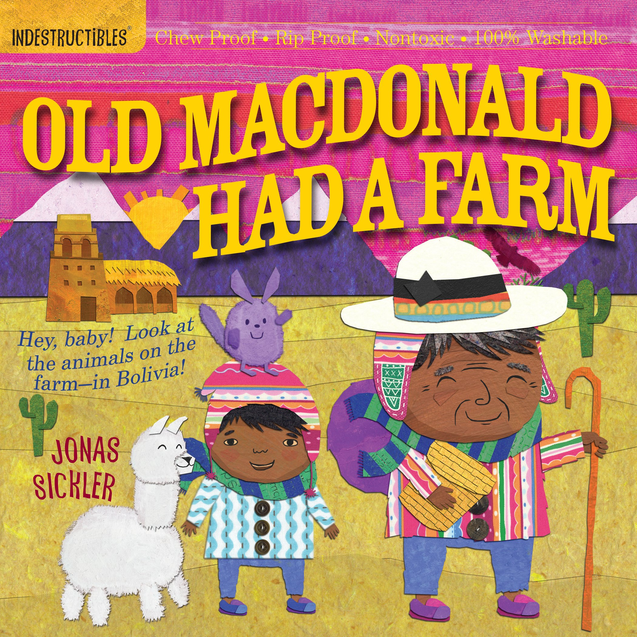 Indestructibles Old MacDonald Had Farm