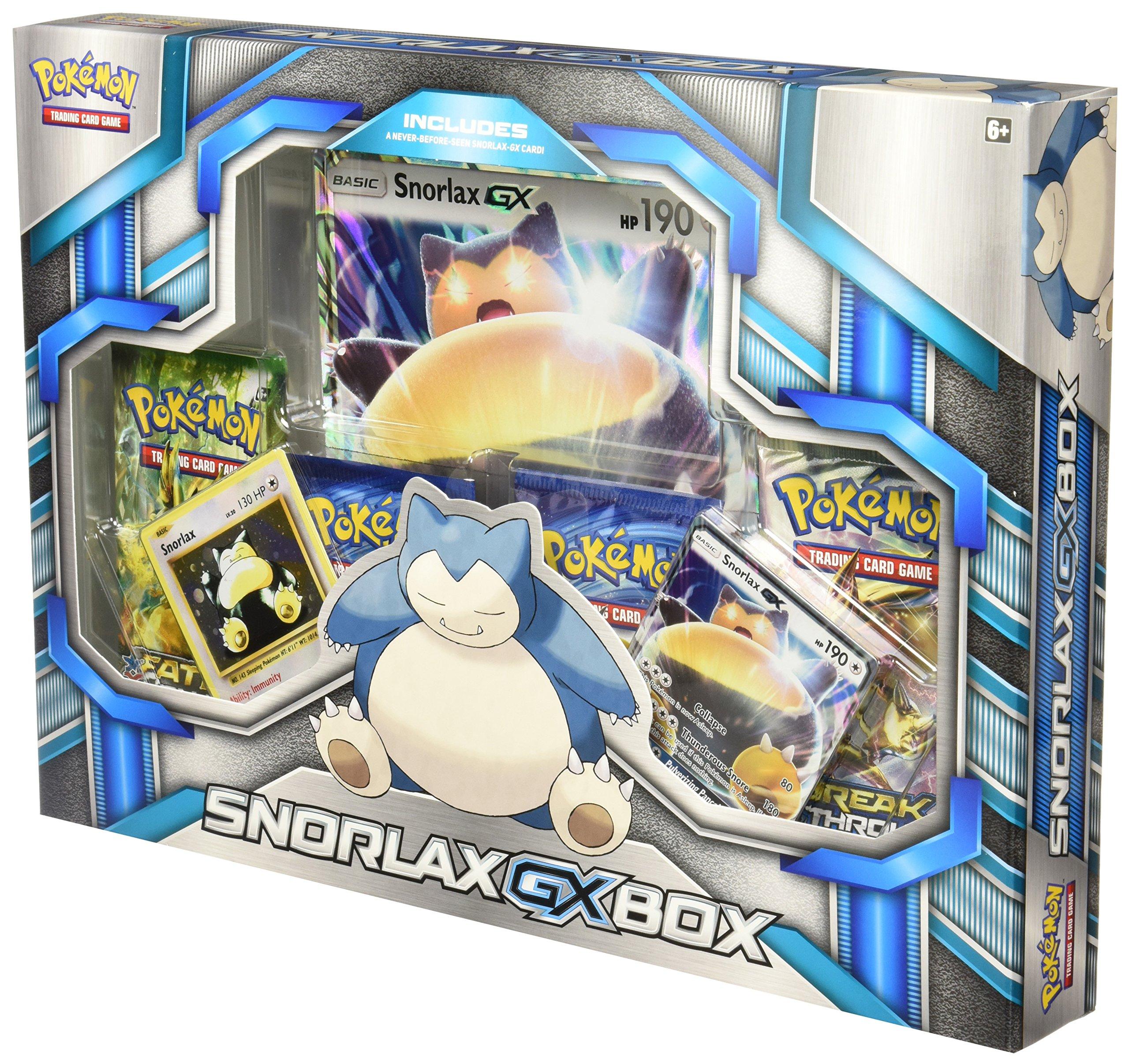 Pokemon TCG: Snorlax GX Box Card Game by Pokémon (Image #1)