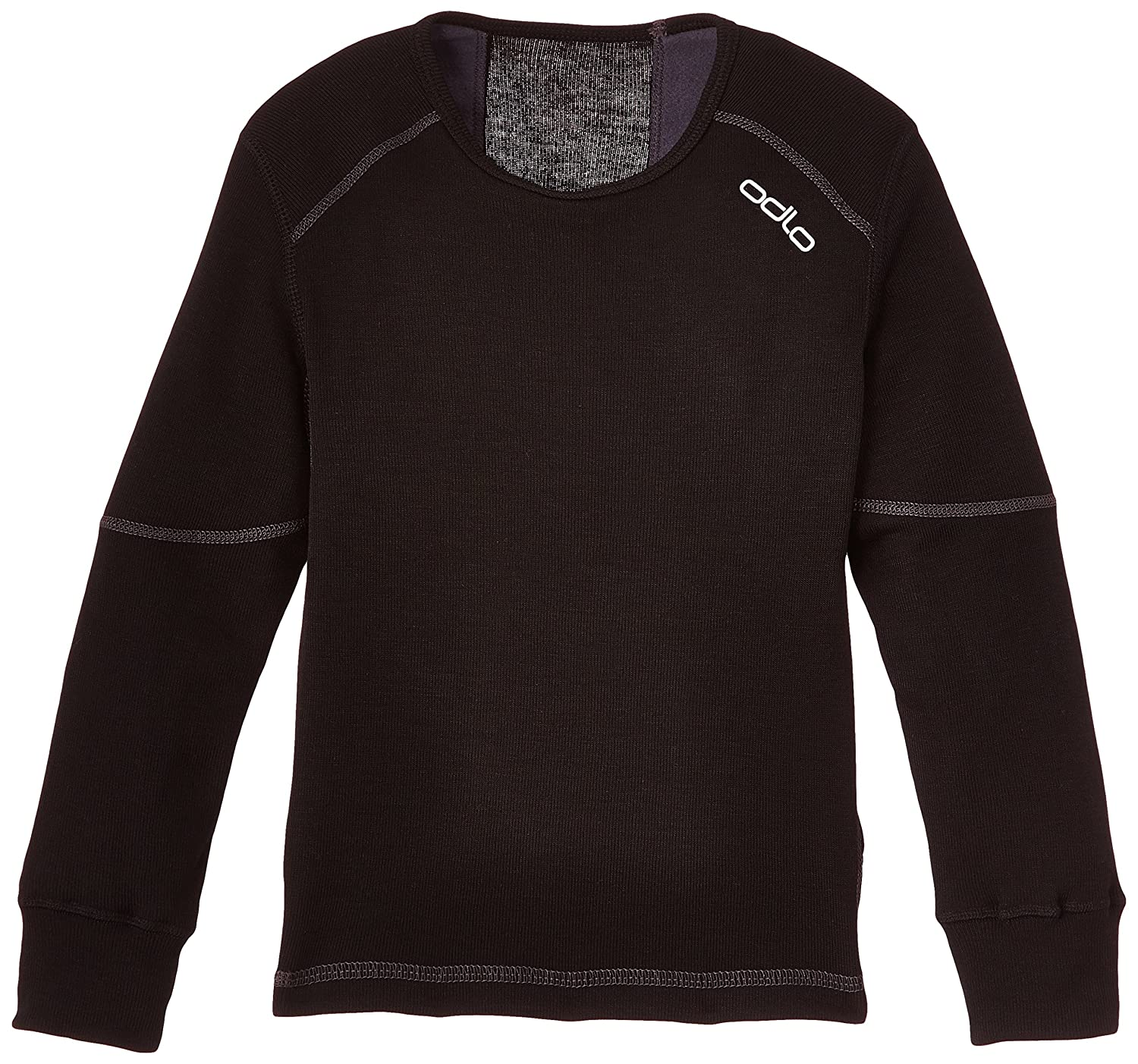 ODLO children's Long-Sleeved Crew Neck T-Shirt with X-Warm 155169