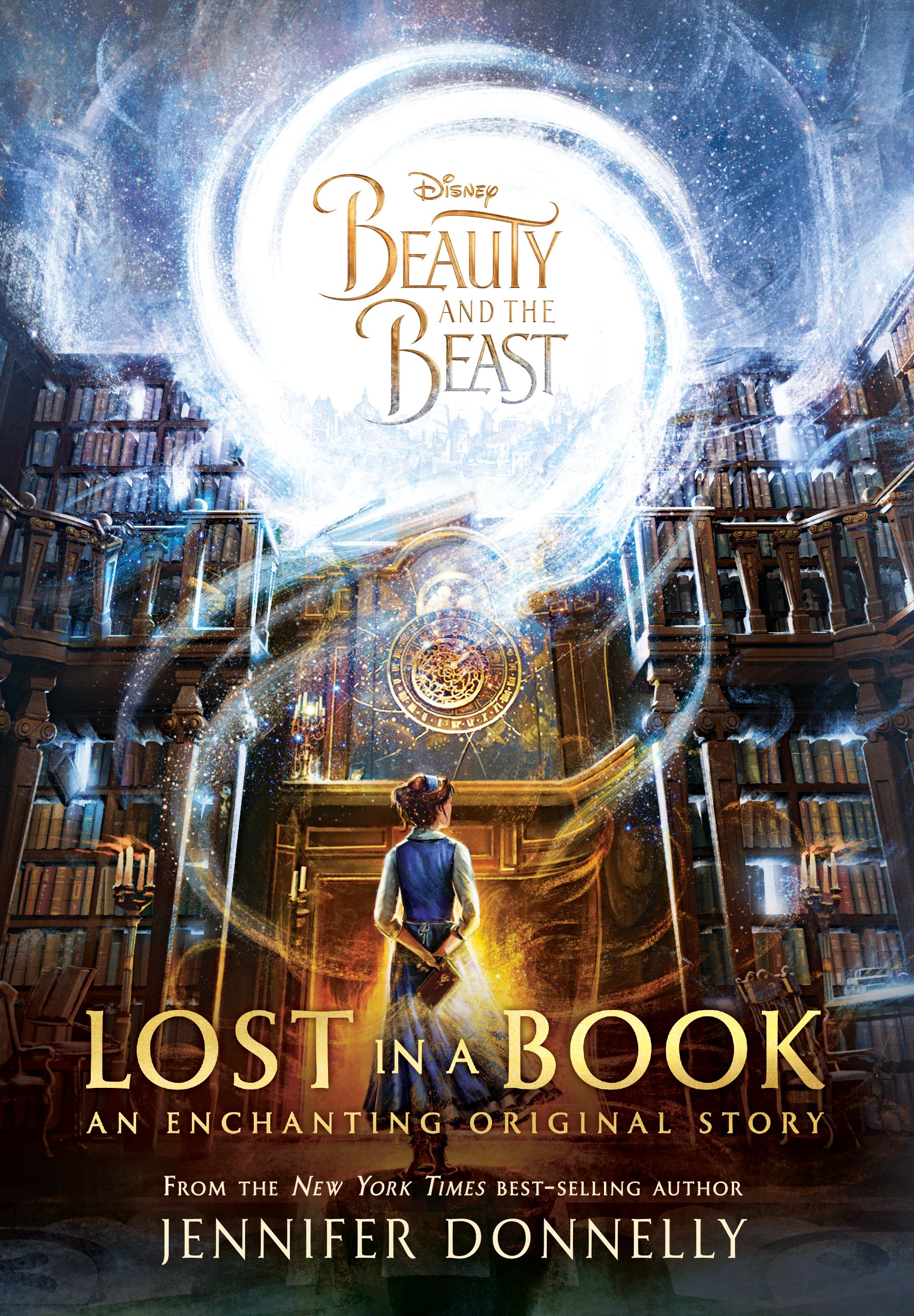 amazon beauty and the beast lost in a book jennifer donnelly