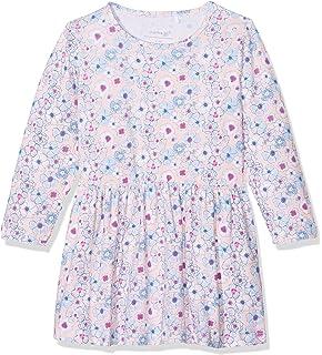 NAME IT Baby-M/ädchen Nbfsild Ls Dress Box Kleid