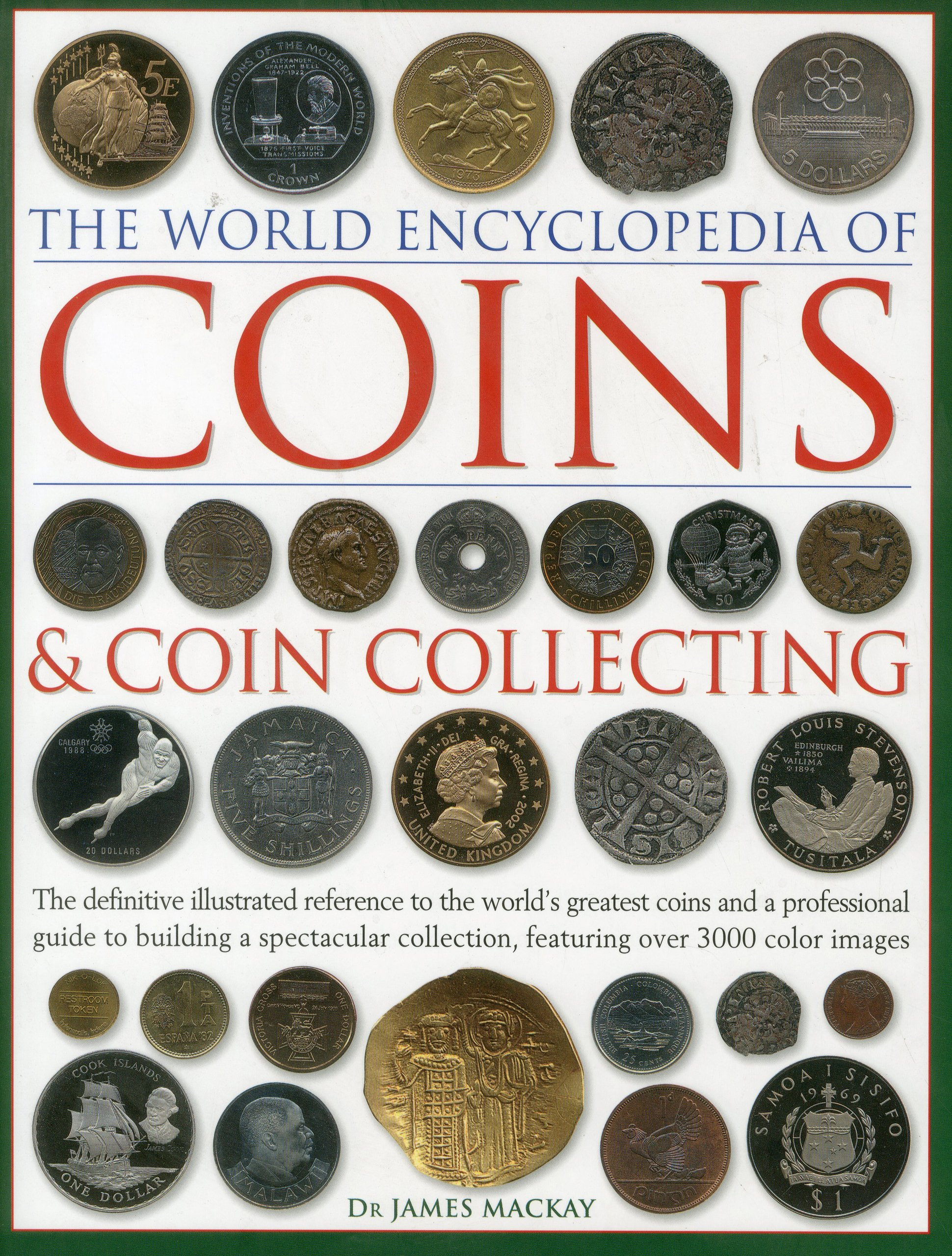 amazon com the world encyclopedia of coins coin collecting the rh amazon com