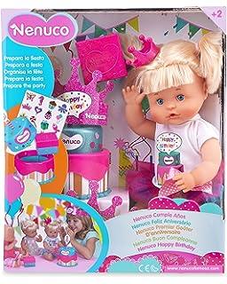 Nenuco Nenuco-700014047 Cumple Años,, (Famosa 700014047)