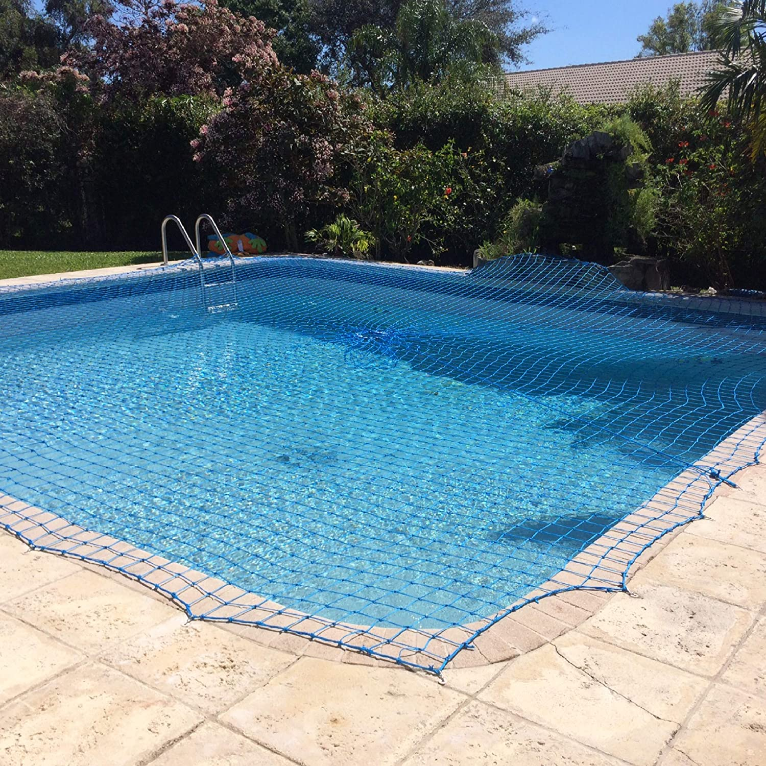 WaterWarden WWF200 4/' x 12 Black Easy DIY Installation with Hardware 4 Foot Pool Fence Removeable Outdoor Child Safety Inground