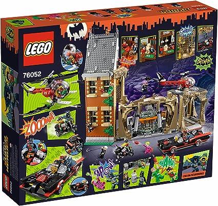 Amazon.com: LEGO Super Heroes Batman Classic TV Series - Batcave ...