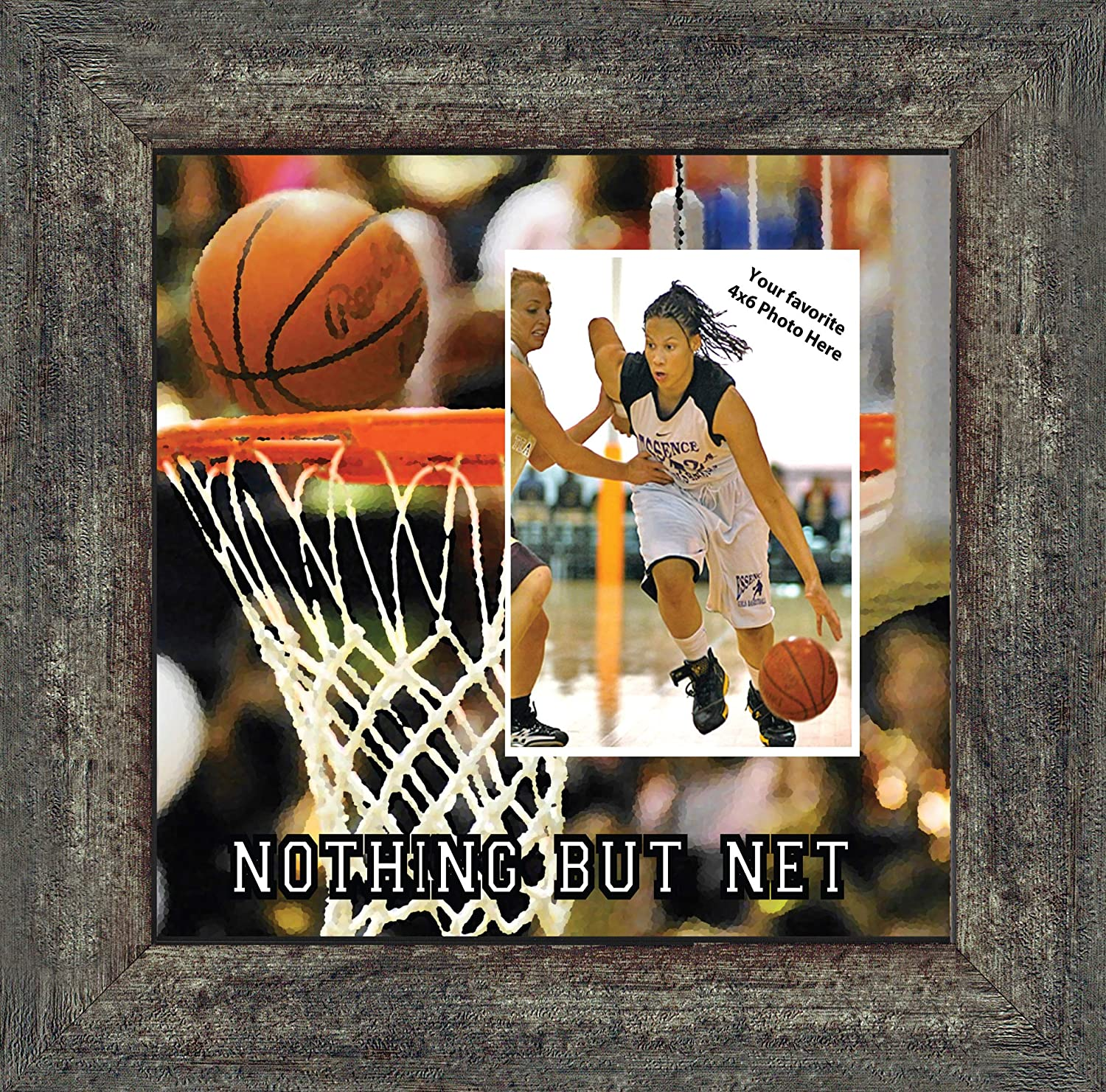 Amazoncom Personally Yours Basketball Picture Frame