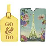 Rendezvous Luggage Tag