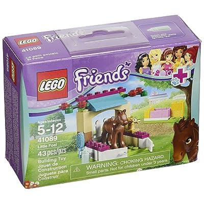 LEGO Friends 41089 Little Foal: Toys & Games
