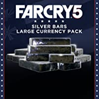 Far Cry 5 Silberbarren - Großes Paket (2400) [PC Code - Uplay]
