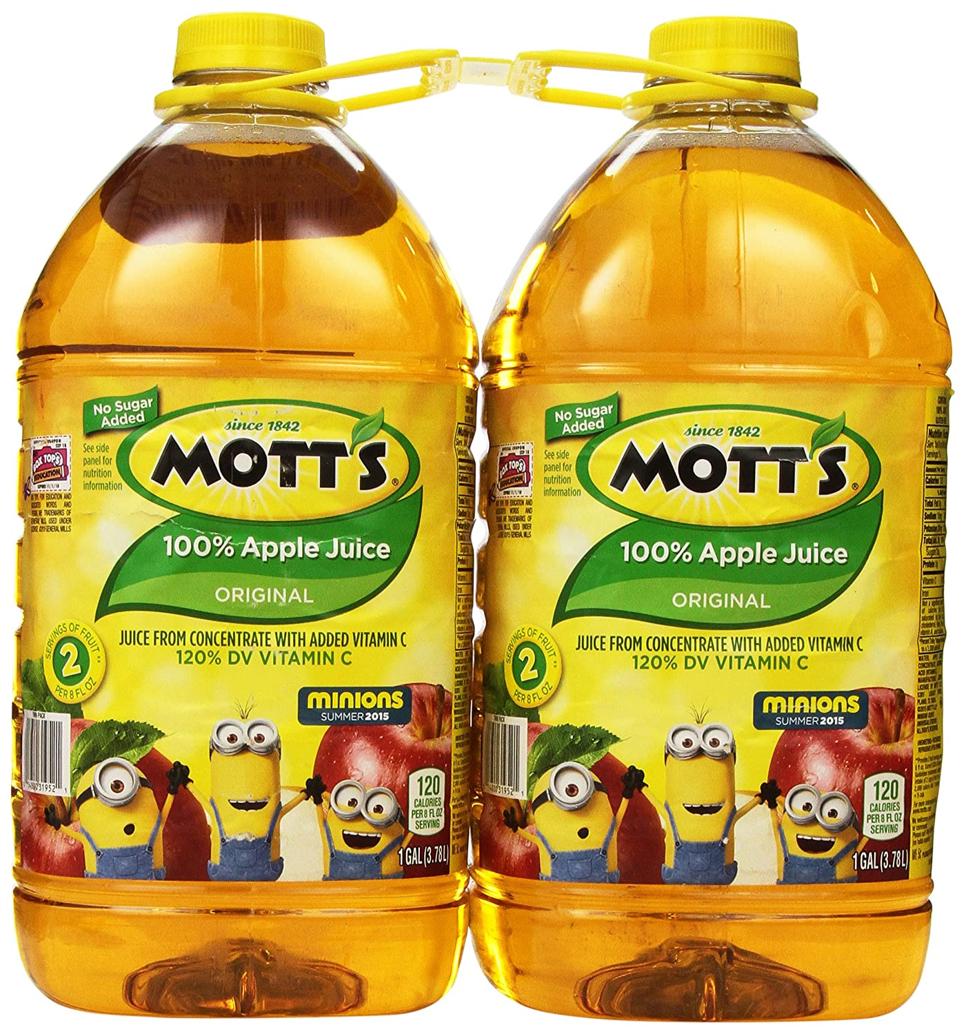 Motts Original Apple Juice, 256 Fluid Ounce