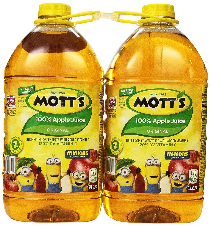 Motts Original Apple Juice, 256 Fluid Ounce