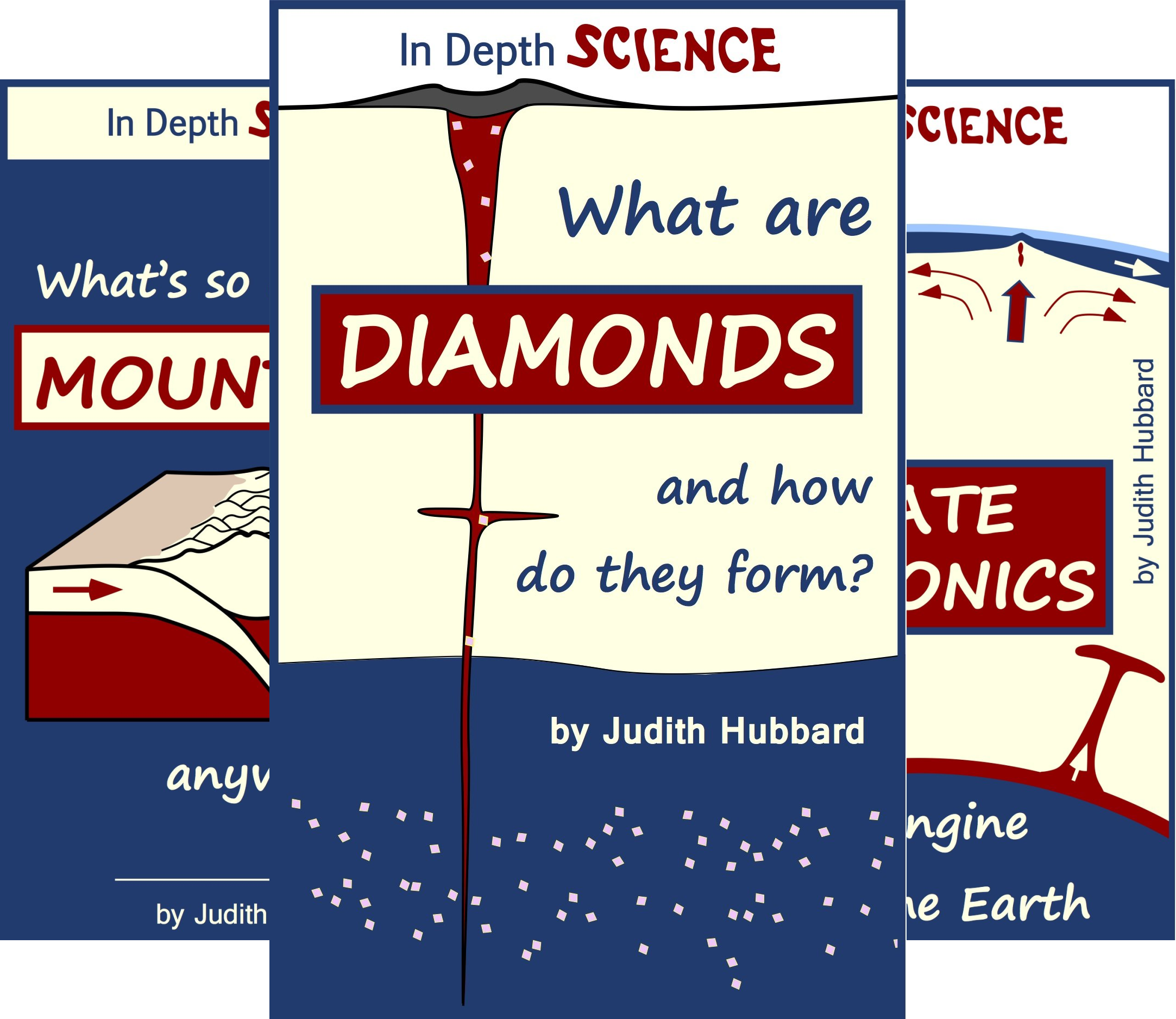 In Depth Science (5 Book Series)