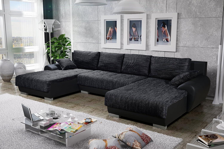 Sofa Couchgarnitur Couch Sofagarnitur Leon 3 U Polstergarnitur