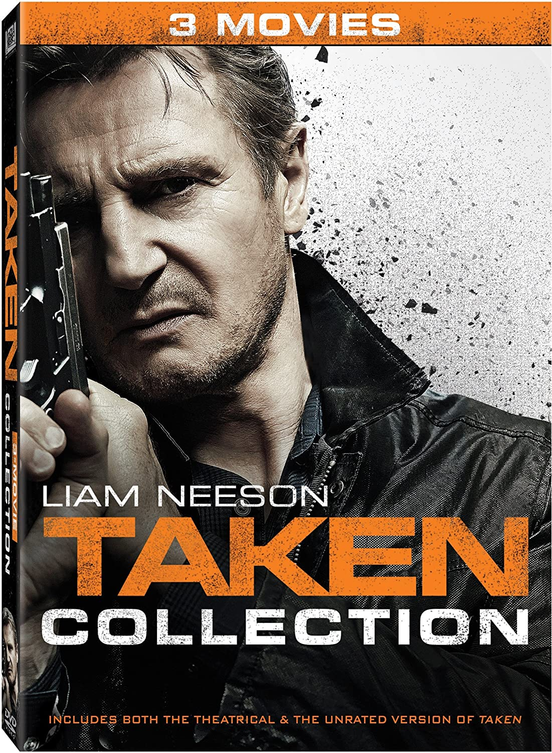 Amazon com: Taken 3-Movie Collection: Liam Neeson, Forest