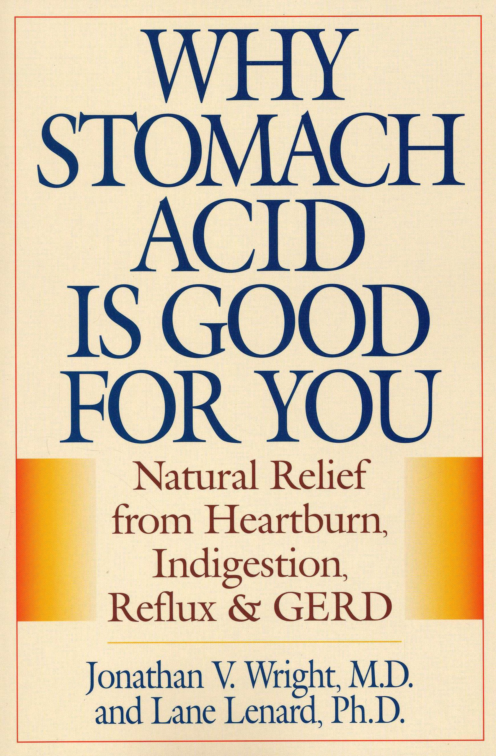 Why Stomach Acid Good You product image