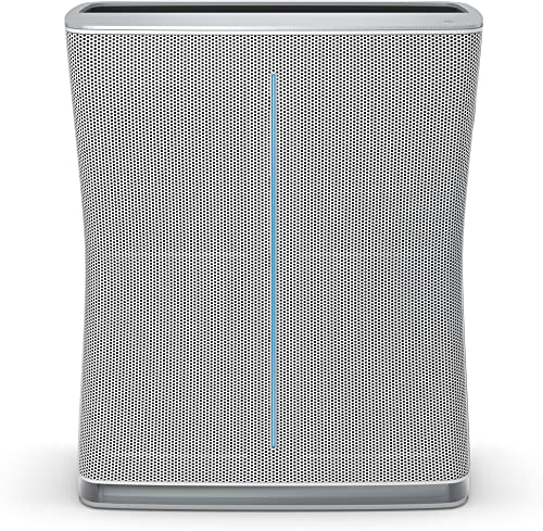 Elechomes Air Purifier with True HEPA Filter, Air Quality Monitor with Smell Sensors, Air Cleaner Filter for Large Room Home Office 350 Ft for Smoker Pets, UC3101