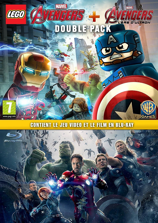 Coffret avengers 2 : lère dultron Francia Blu-ray: Amazon.es ...