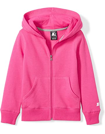 2bffcd94e724 Starter Girls  Zip-Up Hoodie