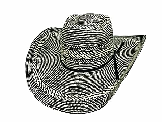 72b770aede34e Bullhide Tyler HARR The Guru - (100X) Straw Cowboy Hat at Amazon ...