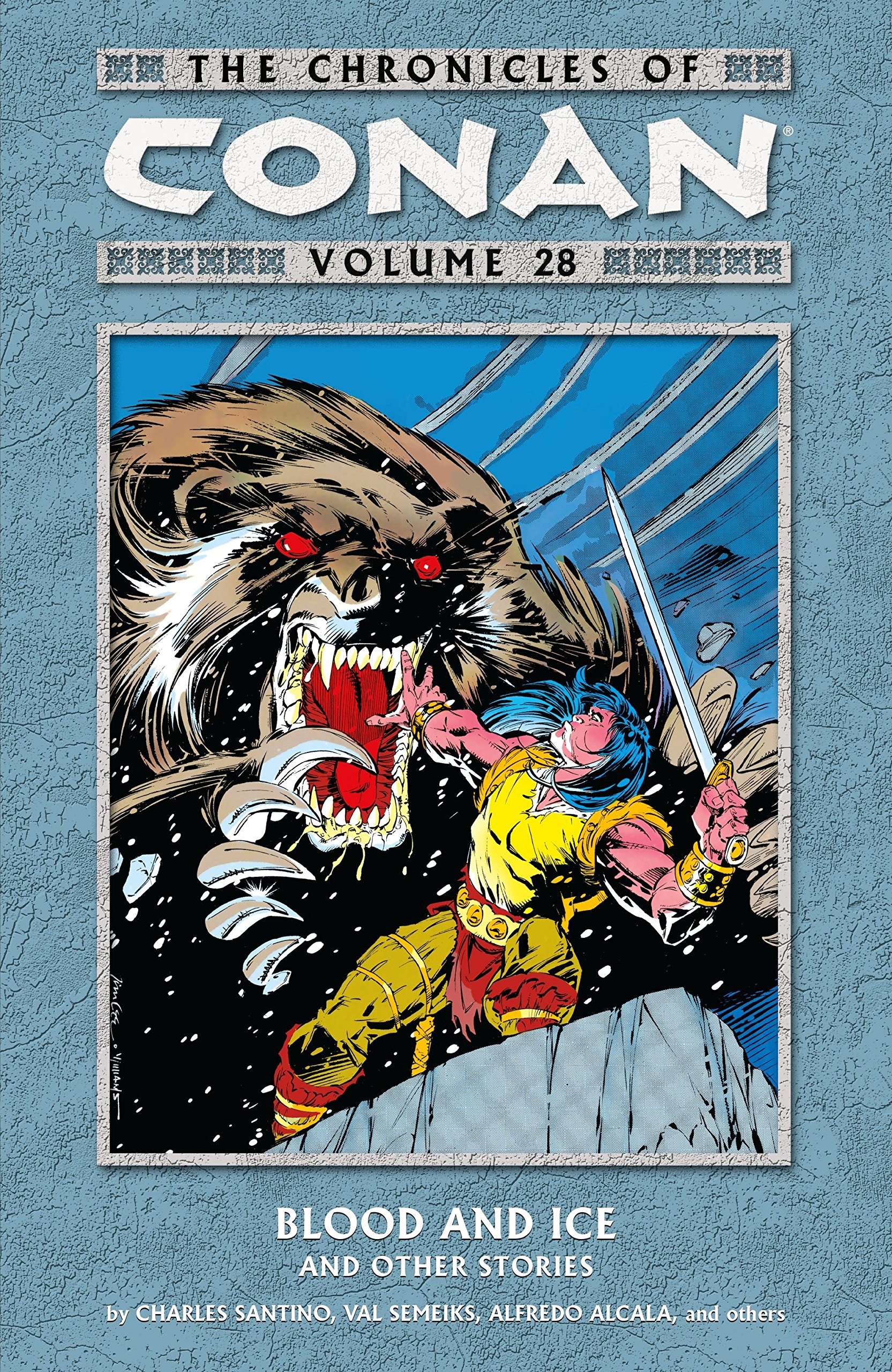 Download The Chronicles of Conan Volume 28: Blood and Ice and Other Stories ebook