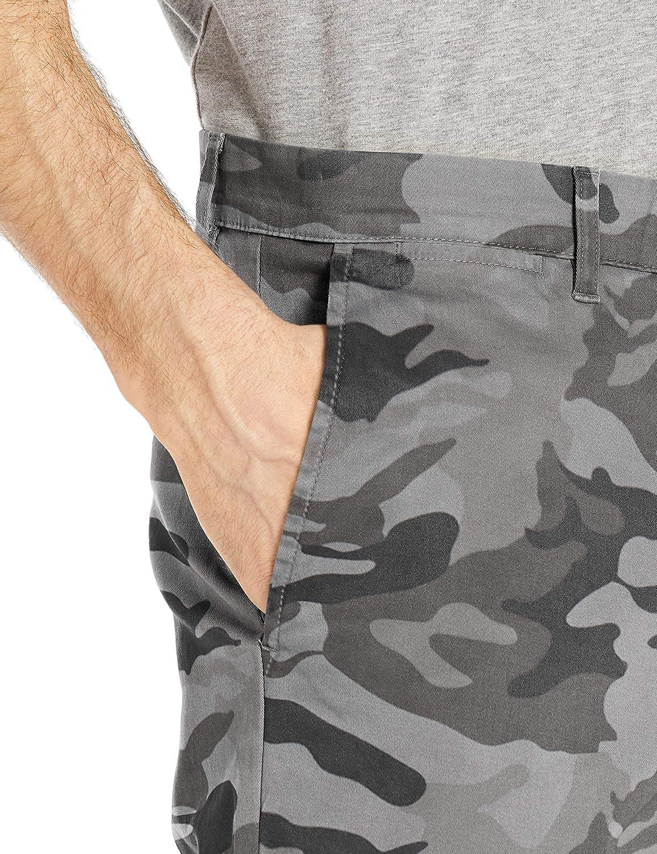 Marchio Goodthreads aderenti da uomo effetto lavato The Perfect Chino Pant pantaloni chino elasticizzati comodi