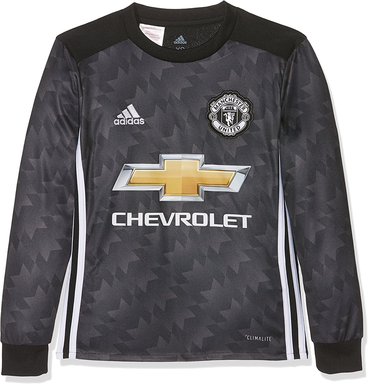 adidas MUFC A JSY Yl Camiseta 2ª Equipación Manchester United FC, Niños