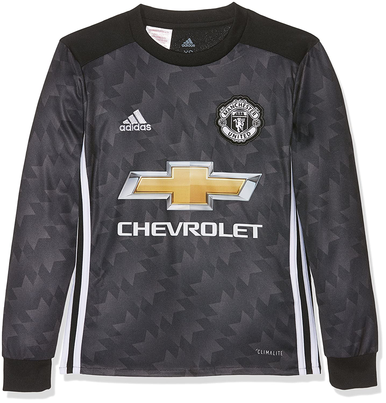 Adidas Kinder Manchester United Auswärtstrikot