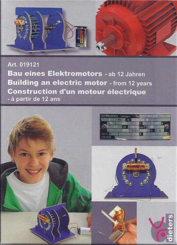 Dieters 48.567,3 cm costruire un motore elettrico giocattolo