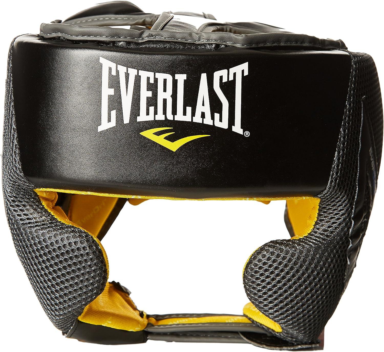 Everlast Headgear-4044 Casco Protector Boxeo Sistema Evercool ...