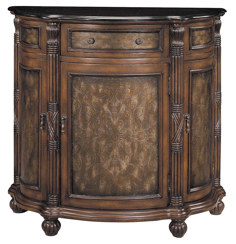 Superb Amazon.com: Stein World Furniture Wellington Demilune Chest, Brown: Kitchen  U0026 Dining